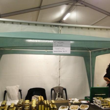 Borgofranco sul Po, fiera del tartufo 2012