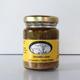 Specialita-a-base-di-Carciofi-e-Tartufo-Estivo-I-Tartufi-del-Borgo